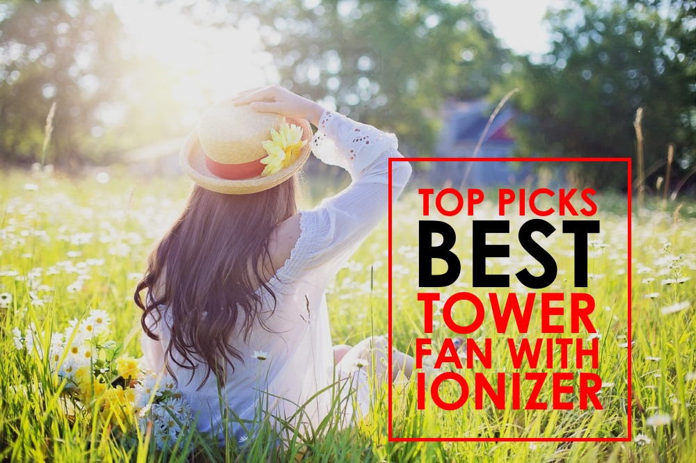 Best Tower Fan with Ionizer